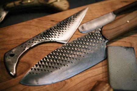 Анатомія ножа - профіль клинка