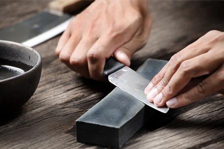Різновиди заточки ножів